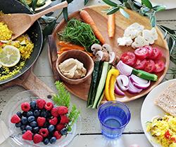 食事から変えるダイエットプログラム